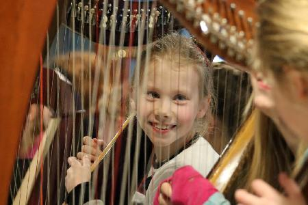 Workshop Harp Lavinia Meijer